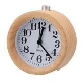 BESTOPE® - Kleiner Holz Wecker & Tischuhr
