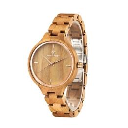 GREENTREE - Sandelholz Armbanduhr