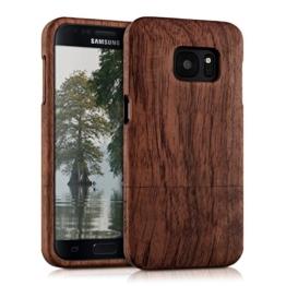 kwmobile - Holz Hülle für Samsung Galaxy S7
