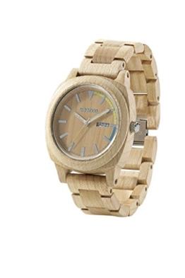 WeWood - Motus Analog Uhr aus Holz