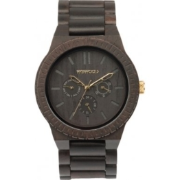 WeWood - UK Kappa Watch Black Gold