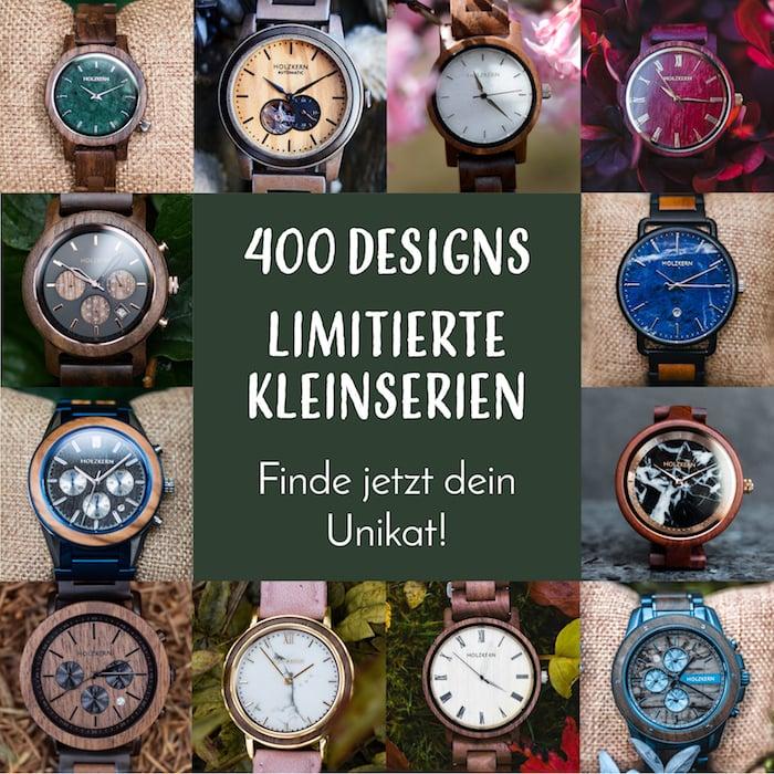 Holzuhren Welt Holzkern Uhren Test