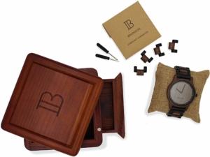 Branvon Uhren Holzuhren Welt