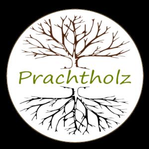 Prachtholz Uhren Logo