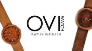 ovi watches kickstarter armbanduhren holz
