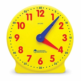 Learning Resources Big Time™ Student Learning Clock® - 1