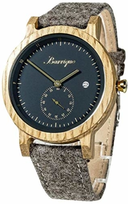 Waidzeit Armbanduhr AWB02_GR Herrenuhr - 1