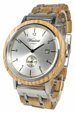 Waidzeit Armbanduhr WG01 Herrenuhr - 1