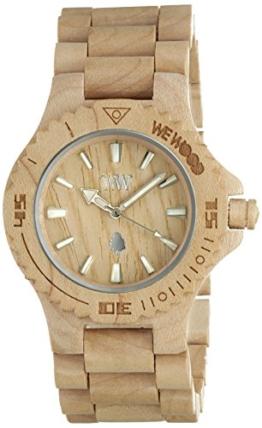 WeWood - -Armbanduhr- Date BEIGE - 1
