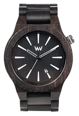 WeWood Assunt Black Herren-Holzuhr WW29005 - 1