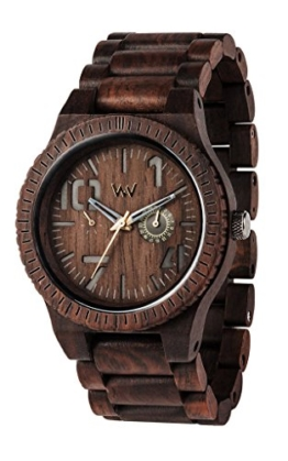 WEWOOD Herrenuhr - Oblivio Chocolate - 1